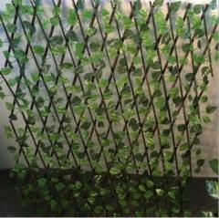 木栅栏 木制 篱笆 伸缩围栏,围栏 工程装饰栏 家居装饰 拉伸围栏 1.2米高 .