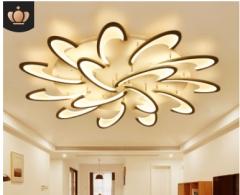 客厅灯现代简约个性LED大气风车时尚艺术创意北欧卧室吸顶灯具