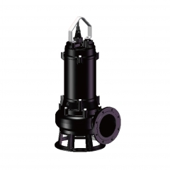 WQ排污泵抽水泵潜水泵切割泵无堵塞污水泵提升泵化粪池自吸泵 选型联系客服