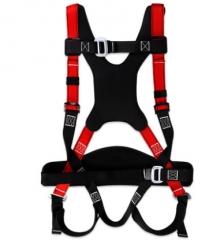 援邦户外安全腰带攀岩速降拓展保险带攀岩装备套装探洞全身安全带