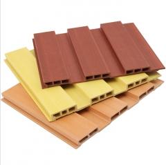 厂家直销 新型环保竹木纤维装饰板材 300大板 全屋快装集成墙板 60-1000 米