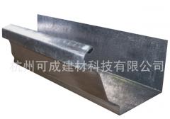 供应铜陵 巢湖铝合金天沟 雨水管 阁楼 排水系统 檐槽