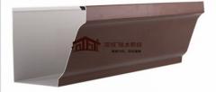 铝合金成品天沟 雨水槽 檐沟落水系统