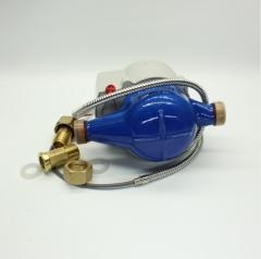 五羊机电分离远传水表厂家直供4分光电直读远传水表 远程智能抄表