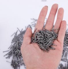 """厂家直销浮来鑫5/8""""×19G分钉 供应出口品质小钉子 建筑类用钉 举报"""