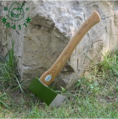 6411工厂 F001手斧 43厘米 3014型军斧 小型战备斧工兵斧硬木柄 举报