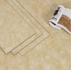 pvc地胶环保SPC免胶卡扣式木纹塑胶地板加厚耐磨防潮家用石塑地板 JS-101
