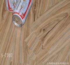 批发片材家装非自粘塑胶PVC片材地板 加厚耐磨塑胶木纹PVC地板 S-7701