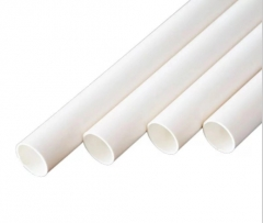 PVC线管接头 加长螺接 UPVC材质塑料直通 两通二通 直接头连接头