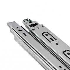 厂家供应--4208抽屉滑轨钢珠滑轨 品质保证 滑轨 量大从优 0.8x0.8x0.8