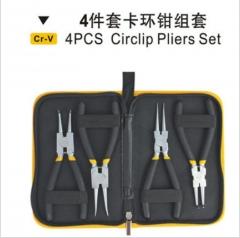 鹰之印工具 卡簧钳子 外卡挡圈钳 铬钒钢轴卡环钳用品 批发零售