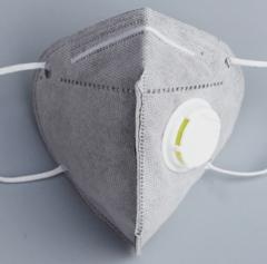 活性炭口罩 呼吸阀口罩 N95活性炭呼吸阀口罩 PM2.5呼吸阀口罩