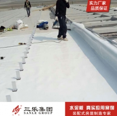 10mm陕西纤维水泥板高密度无石棉FC板钢结构楼板