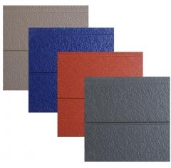 金属雕花板 外墙保温装饰一体板 聚氨酯夹心岗亭轻钢别墅材料 16mm*383mm*6000