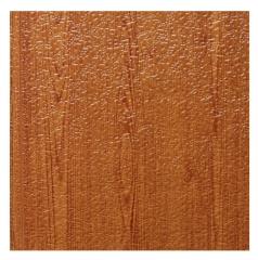 厂家批发木纹聚氨酯发泡保温防火一体板轻钢别墅岗亭外墙保温板 16mm*383mm*6000