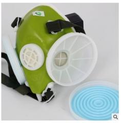 杭州蓝天生力301-XK型防尘口罩 自吸过滤式防颗粒物口罩粉尘口罩