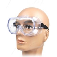 产地货源 防护眼镜 防风护目镜 透明实验室防溅劳保眼睛 护目镜