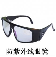 厂家直销 护目镜 平光镜 穿丝防紫外眼镜 电焊眼镜 劳保眼镜