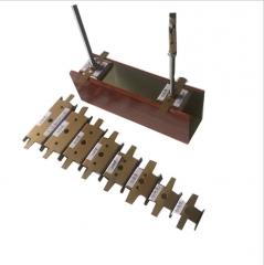 【新品】金广豪工程铝天花 木纹铝方通异型吊装 U型方通隐形吊件 工程扣板专用