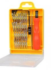 多用螺丝刀五金工具32合一多功能螺丝刀套装电脑手机维修拆机工具