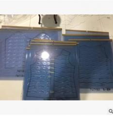 厂家直销PVC光白片.光黑片.印刷片,PET透明片pvc塑料板