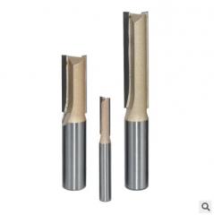 木工刀具浪潮专业级直刀 TIDEWAY 电动工具修边机电木铣专用