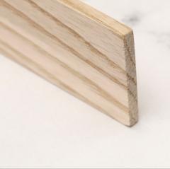 厂家直销水曲柳平板线条实木装饰线条定制木质平板装饰护墙平板线