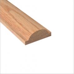 厂家直销红橡木半圆指甲线木质装饰柜门线定制实木装饰指甲线条