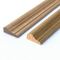 厂家直销木质装饰腰线实木踢脚线定制木质门套线家装实木窗套线