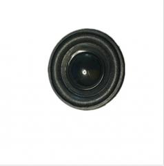 扬声器45mm喇叭4欧3瓦泡边黑帽锅底4欧2w蓝牙音响
