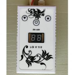 智能静音温控器  HXY-162白色电热膜电热板温控器