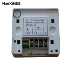 液晶温控器8708T/8709T 继电器温控器 电热膜调节器