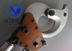 钢绞线棘轮式电缆剪刀 断线钳 线缆钳钢芯铝绞线J400