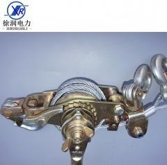日式紧线器 多功能紧线器 钢丝绳拉紧器钢丝绳收紧器荷缔机 3T 举报 本产品采购属于商业贸易行为