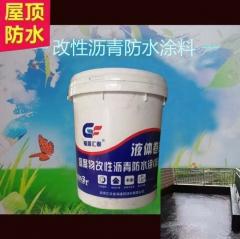 现货批发防腐卷材非固化橡胶沥青涂料 地下室改性沥青防水涂料