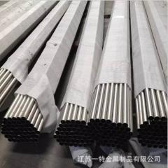 长期供应TA18 TA10 TA9钛合金管 耐腐蚀高强度厚壁钛管 薄壁钛管