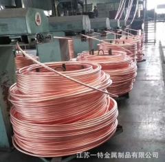 厂家供应TU2紫铜杆 TU2无氧紫铜杆 脱氧红铜杆 紫铜丝 紫铜棒