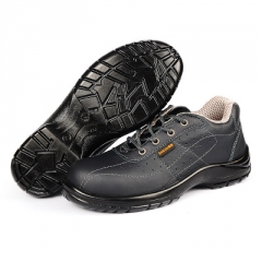 SAICOU/赛固正品 钢包头防砸防刺穿劳保鞋男士真皮透气安全防护鞋