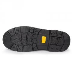 SAICOU/赛固耐高温真皮劳保鞋钢头防砸防刺穿橡胶大底防滑安全鞋