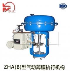多弹簧气动薄膜执行机构 调节阀执行器
