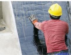 预铺/湿铺防水卷材 自粘防水卷材 免火烤 屋面、地下室防水卷材