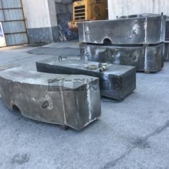 浇注料预制件定做 厂家直销耐火预制件 整体强度高防断裂质量保证
