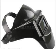 厂家批发电焊面具自动变光防烤脸头戴式面罩焊工眼镜防护烧焊全脸