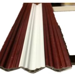 厂家直销 批发新型材料3公分小阴角线 装饰线条 pvc仿大理石线条