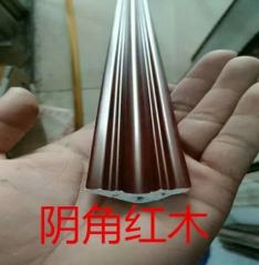 厂家直销 2.3系列小阴角 装饰线条 pvc仿大理石线条 欧式吊顶墙角