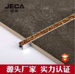 铝合金玫瑰金装饰线条定制 地板金属压条 304不锈钢T型条