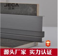 304不锈钢金属踢脚线暗装板地脚线地角线收边地暖石膏墙面贴收口