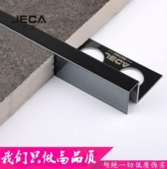 304收边条瓷砖阳角线不锈钢收边条封边包边收口金属条铝合金压条