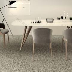 佛山水泥砖 600*600 现代简约风灰色仿古防滑瓷砖 客厅卧室地面砖