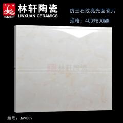 仿石纹釉面砖 400*800压边亮光面内墙砖不透水瓷片厨卫家装工程